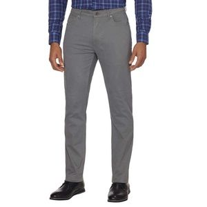 NWT DKNY Men's Brushed Bedford Straight Twill Pant